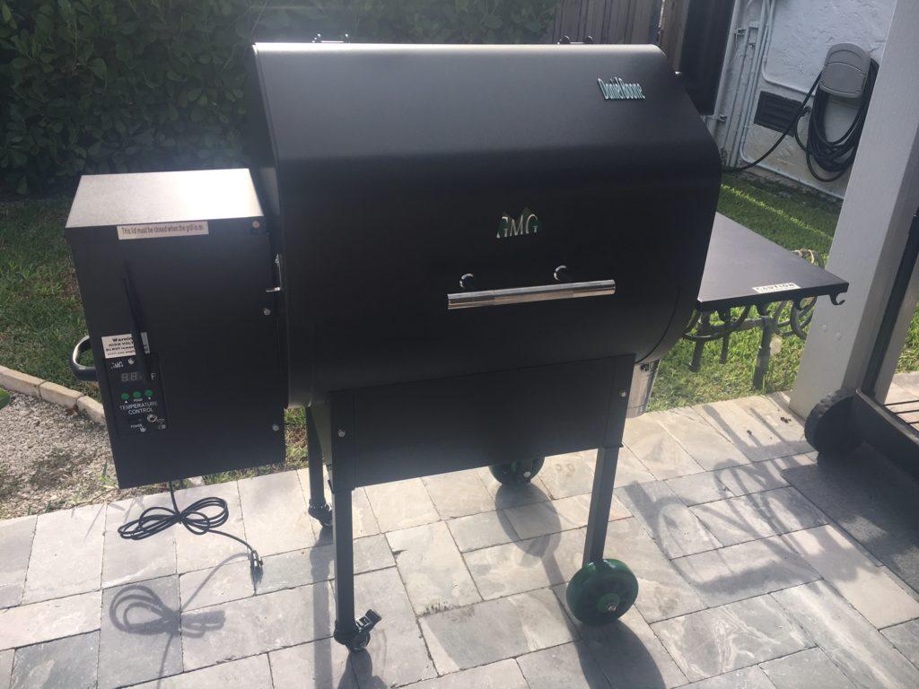 Green Mountain Grills Pellet Smoker_daniel Boone