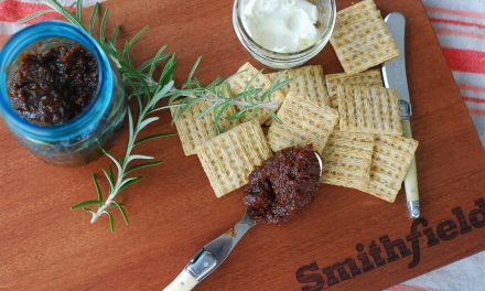 Make this Bacon Jam Recipe Right Now, plus, #livefromSmithfield, the Pork Capital of the World