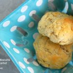 Low carb biscuits, carbulose, carbquick biscuits