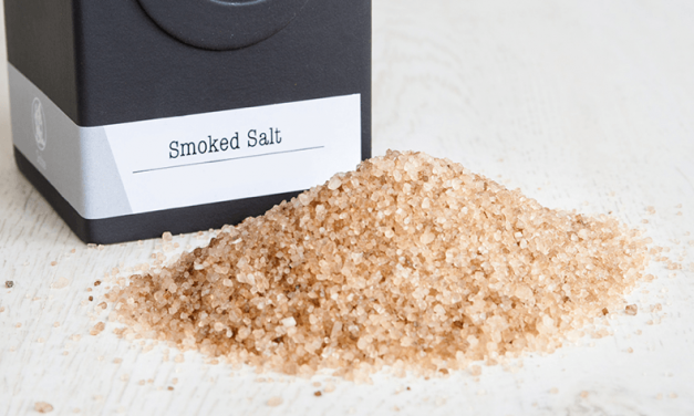 How to Make Smoked Salt at Home