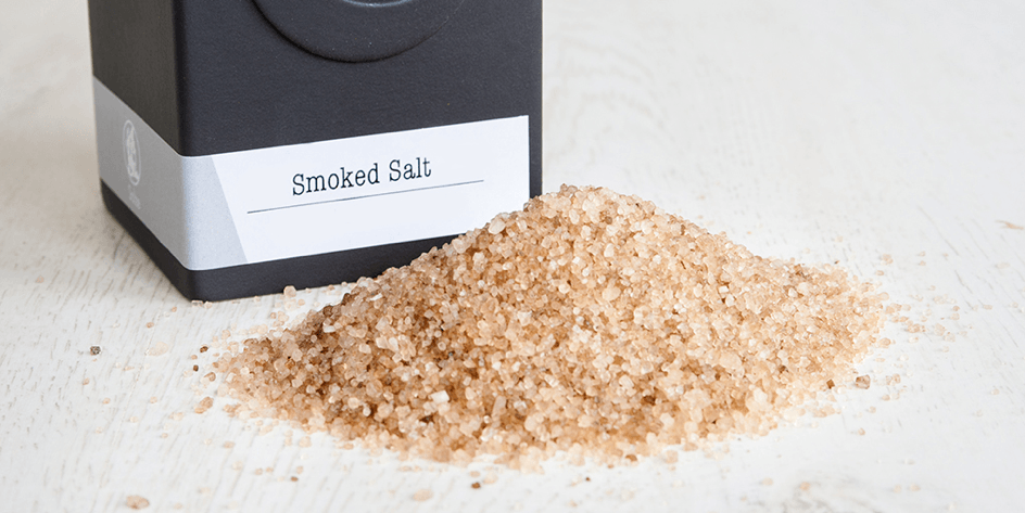 how to make smoked salt
