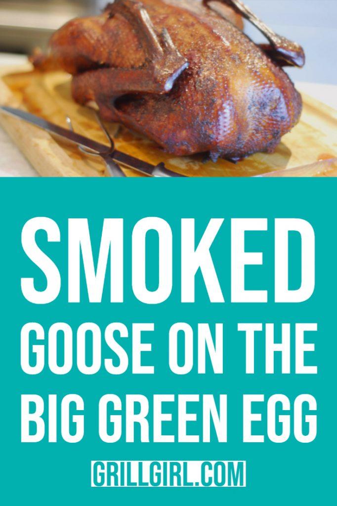 Smoked Goose
