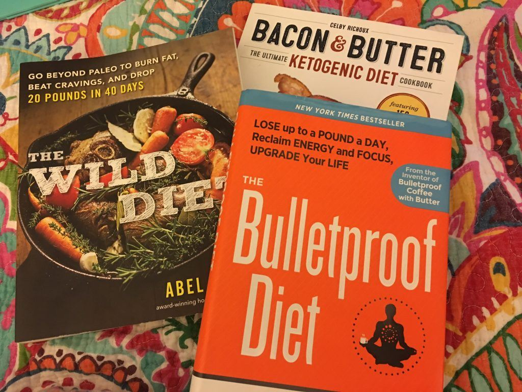 whats the difference between paleo and keto and bulletproof