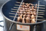 jerky on the pit barrel