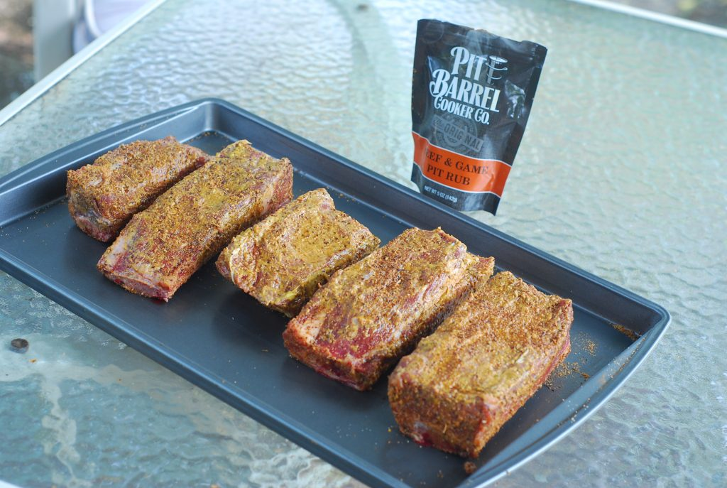 grillgirl, Bourbon and Coke Braised Short Ribs, pit barrel cooker