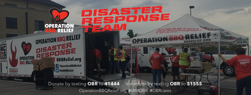 Operation BBQ Relief Deploying to Texas