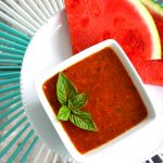smoked watermelon gazpacho_green mountain grills daniel boone