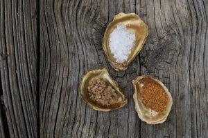 Oyster Shell Salt Cellar_DIY Salt Cellar