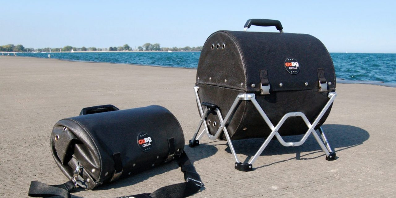 Grill Review: The GoBQ, Portable Grill That Is Durable & Foldable