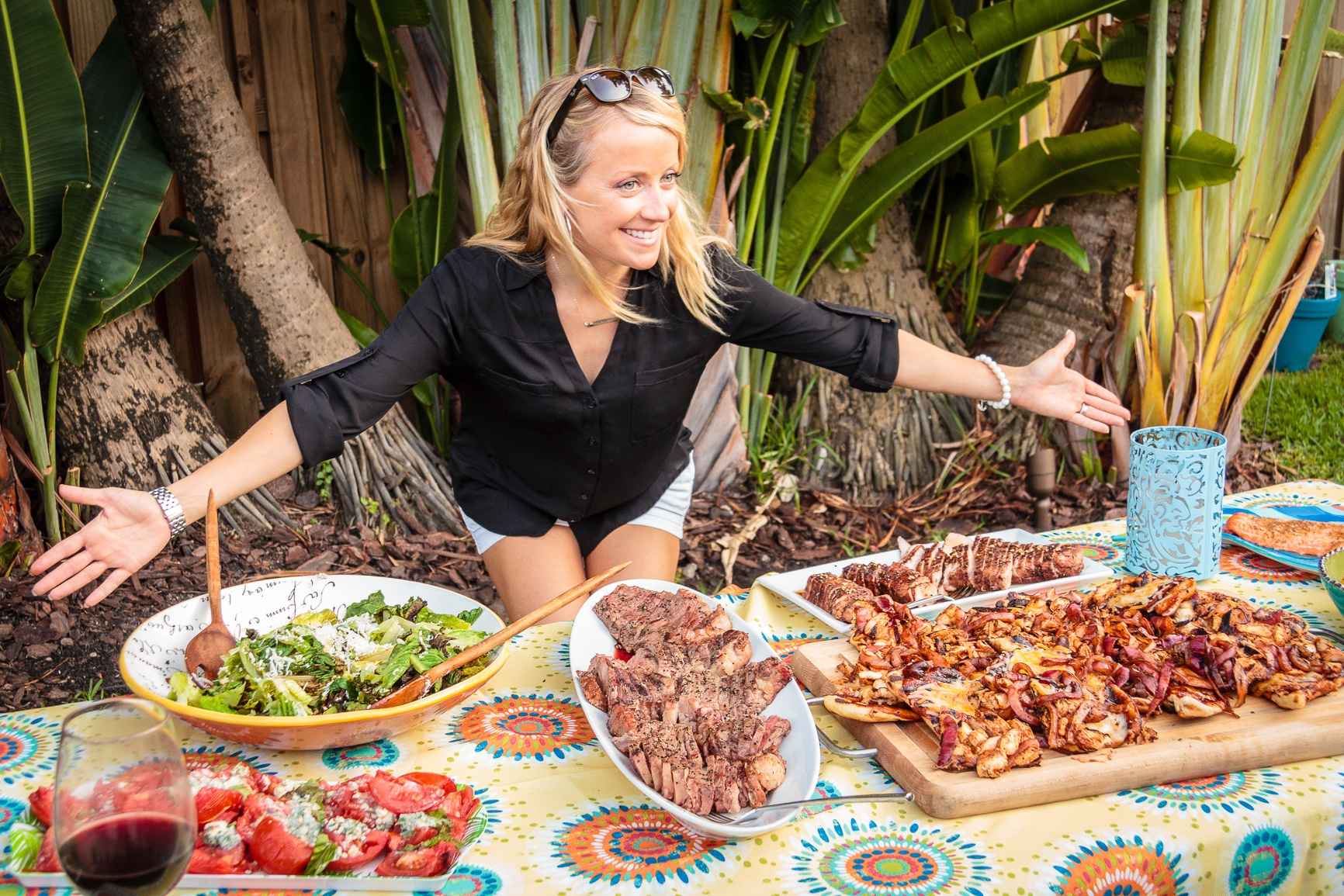 women's grilling clinics with grillgirl Robyn lindars