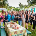 "Kingsford's ""Girls That Grill"" Women's Grilling Clinics at the Ocala Culinary Festival"