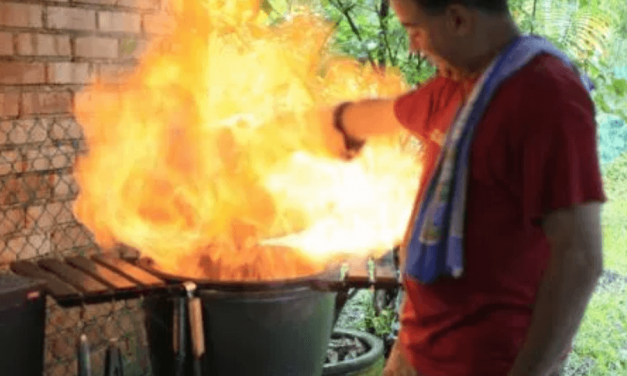 Big Green Egg Safety: Burping Your Egg