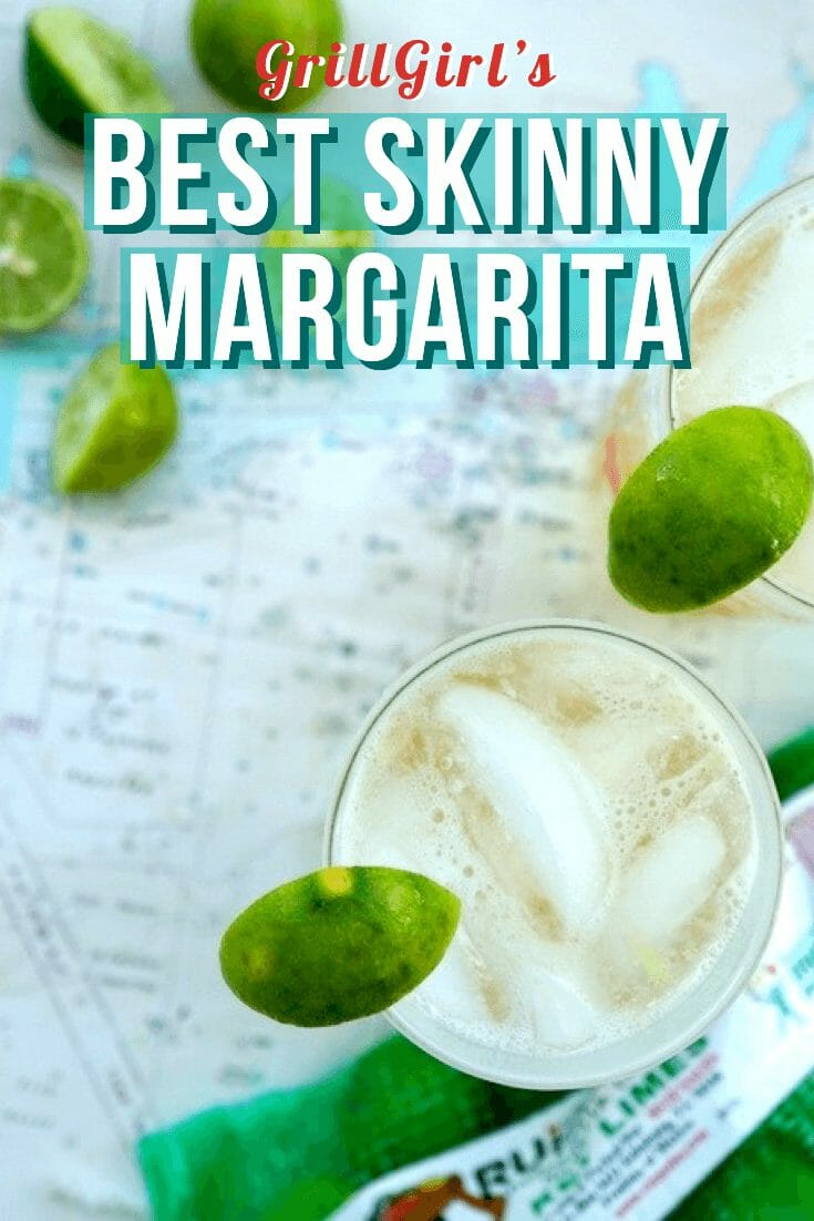 best skinny margarita recipe