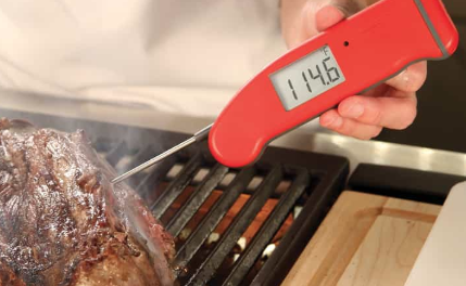 Why You Need an Instant-Read Thermometer: The Thermapen, Thermopop, and Smoke
