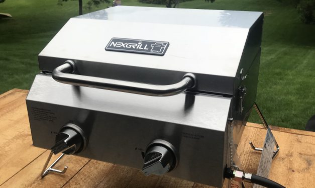 Nexgrill Outdoor Table Top Grill Review