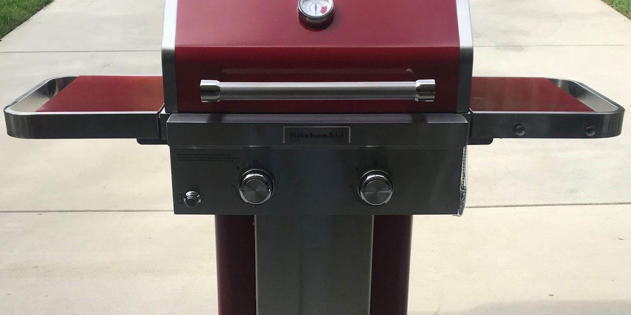 Kitchenaid 2 Burner Grill Review