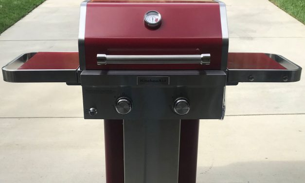 KitchenAid 2-Burner Grill Review