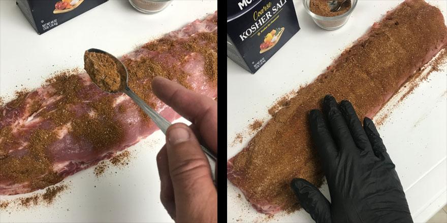 grillgirl, 5-spice dry rub