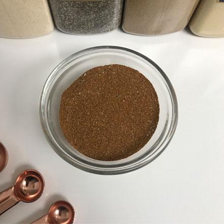 Low-Carb, Keto-Friendly, Chinese 5-Spice Dry Rub