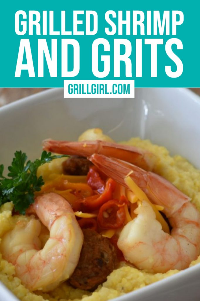 grilled shrimp and grits