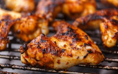 Fire Up the Pellet Grill: How to Smoke Roast Chicken Wings