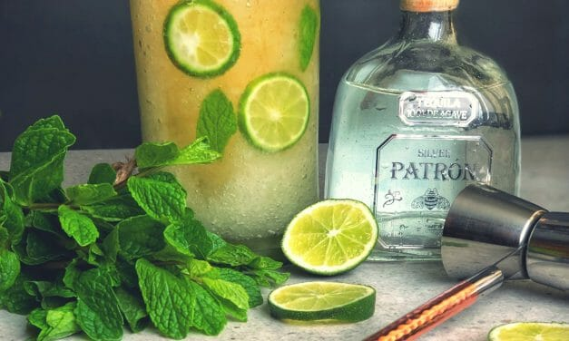 Key Lime Smoked Mojito Recipe