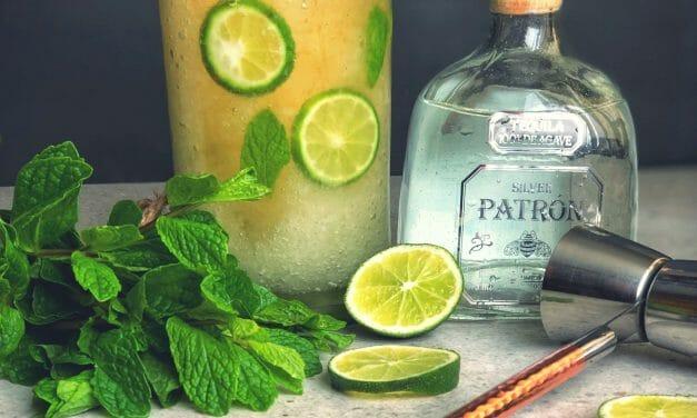 Key Lime Smoked Mojito Recipe