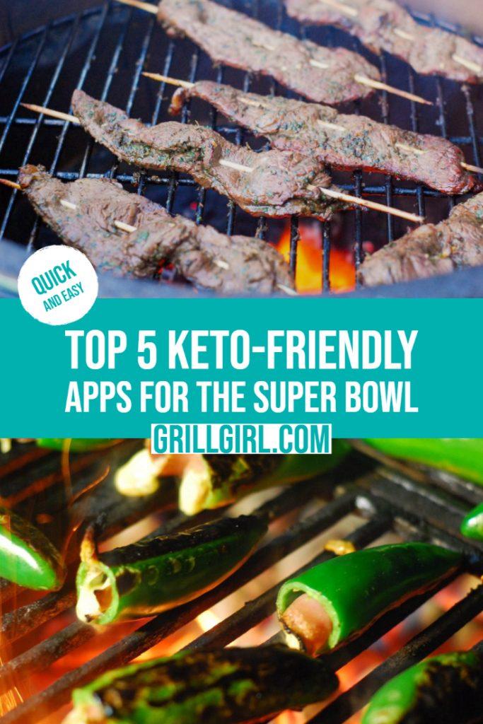 keto friendly appetizers