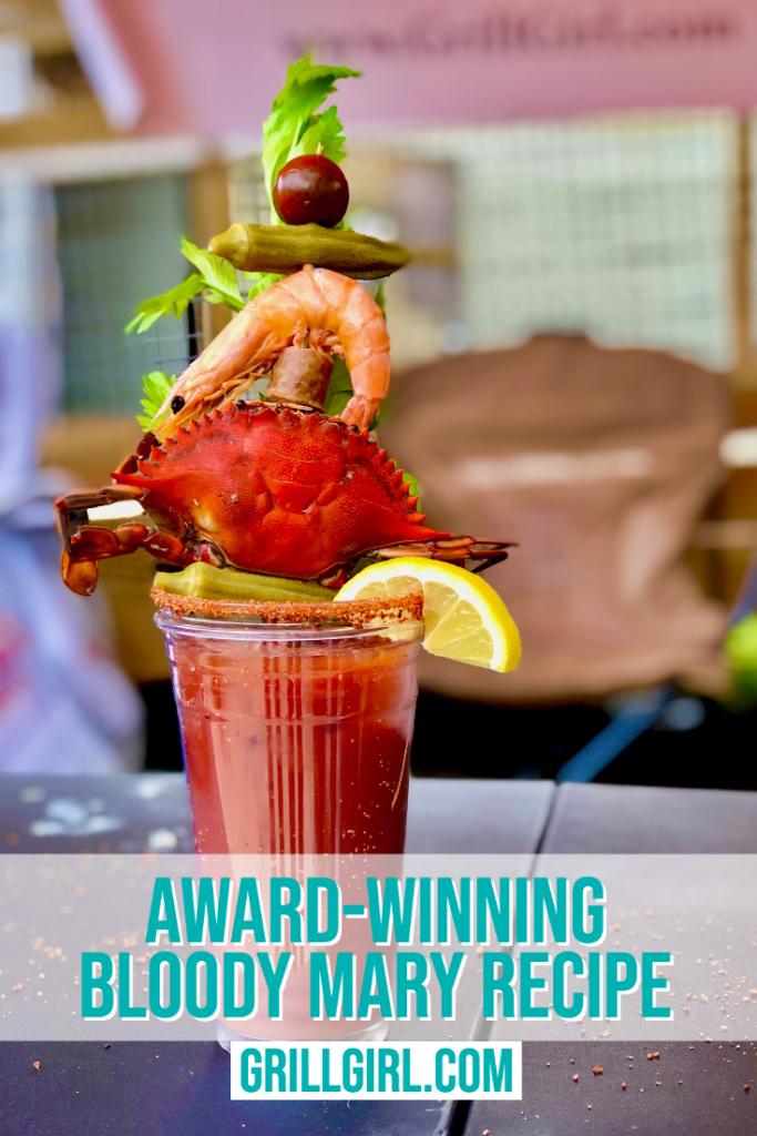 Award-Winning Bloody Mary Recipe