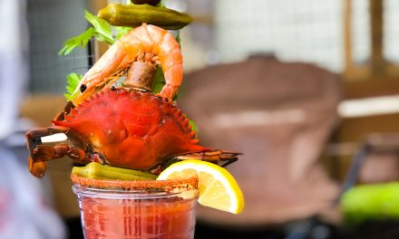 Award Winning Bloody Mary Recipe