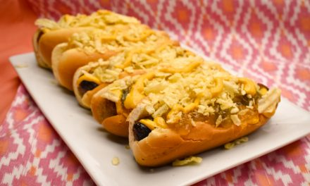 Colombian Style Hot Dogs