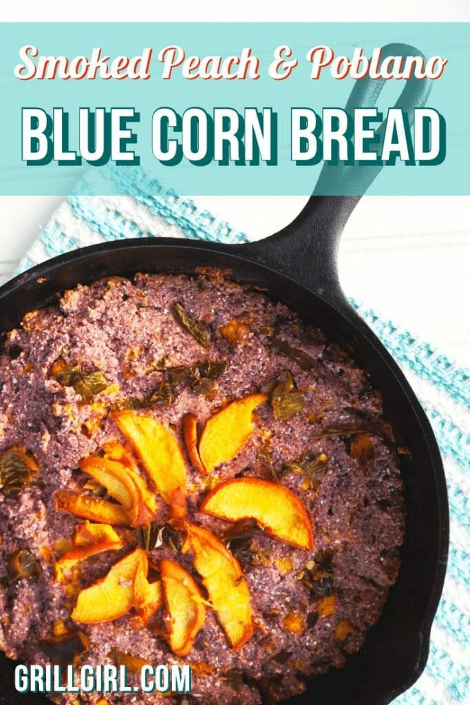 blue cornbread recipe