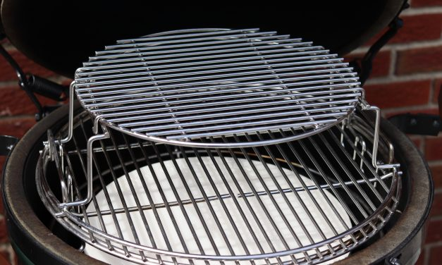 EGGspander Multi Level Cooking System for the Big Green Egg