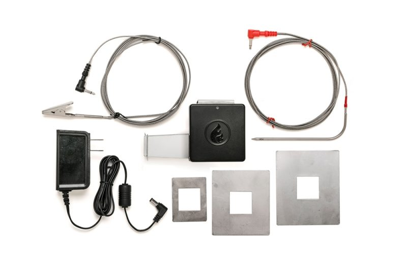 Flame Boss 400-WiFi Kamado Kit