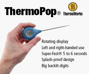 thermopop instant read thermometer review