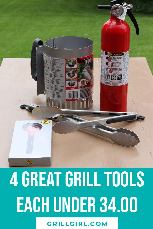 Grilling tools for a good price