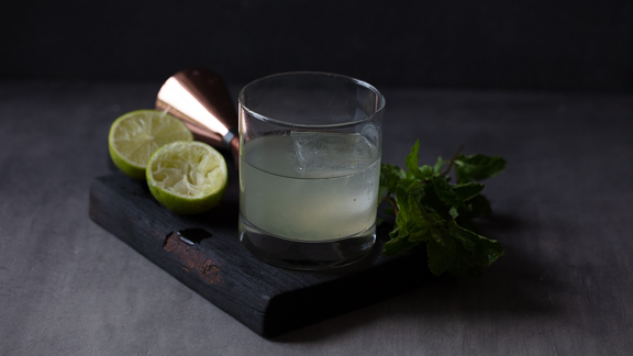 Mighty Mezcal Mint Cocktail Recipe