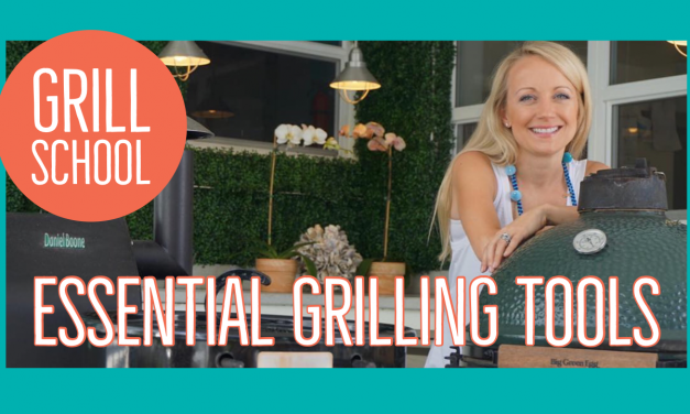 Grill School: Essential Grilling Tools (VIDEO)