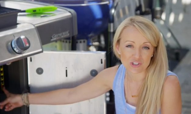 Grill School: How to Start a Gas Grill (VIDEO)