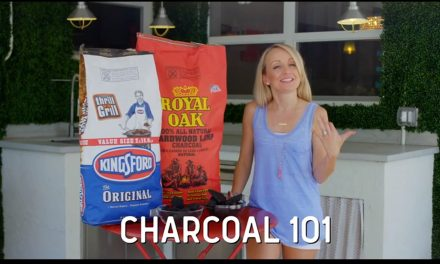 Grill School: Charcoal Briquettes vs. Lump Charcoal (VIDEO)