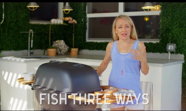 Grill School: How to Grill Fish Three Different Ways (VIDEO)