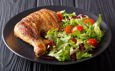 Grilled Chicken for 3 Easy Dinner Meals (Plus, Keto and Paleo Options!)