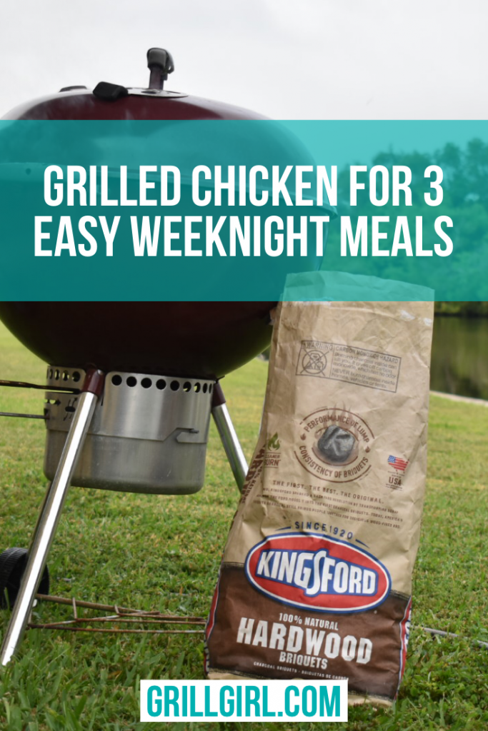 grill girl robyn easy weeknight meals grilled chicken