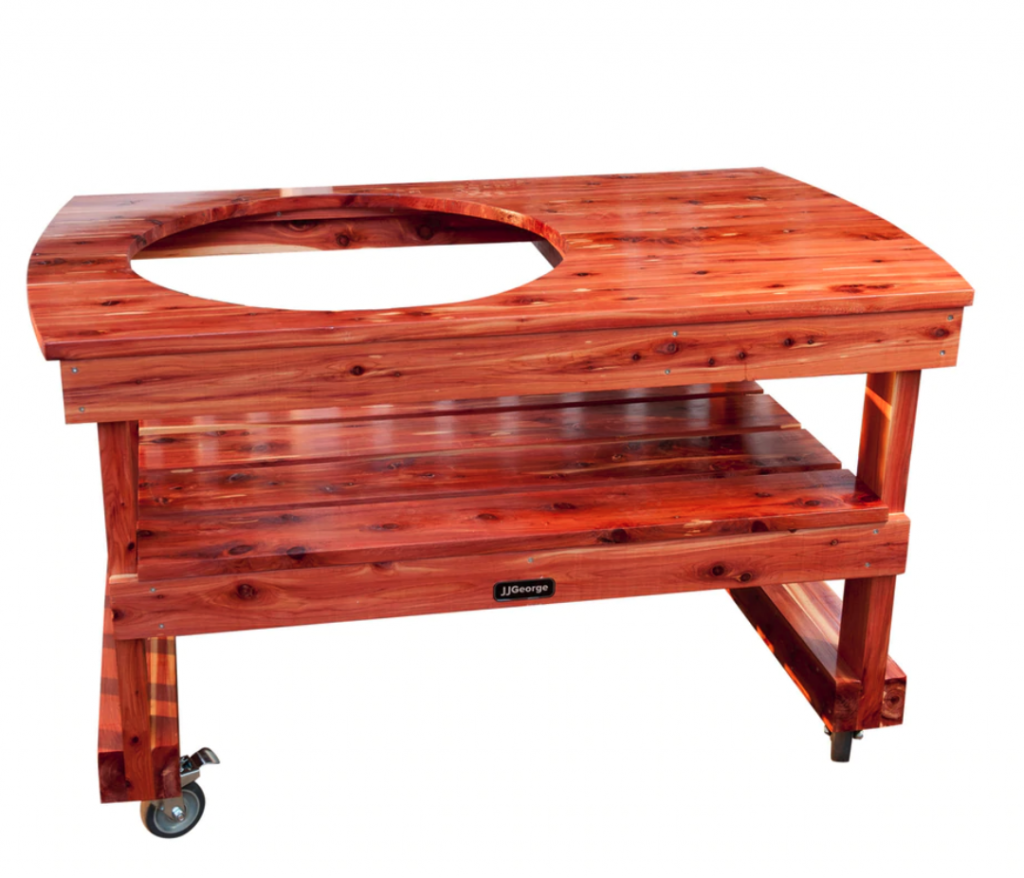 JJ George Grilling Table