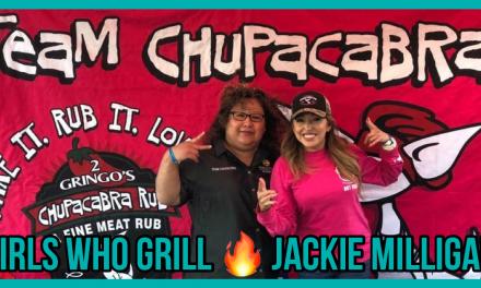 Jackie Milligan (Team Chupacabra) | Girls Who Grill Interview Series