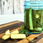 Smoked Quick Pickles