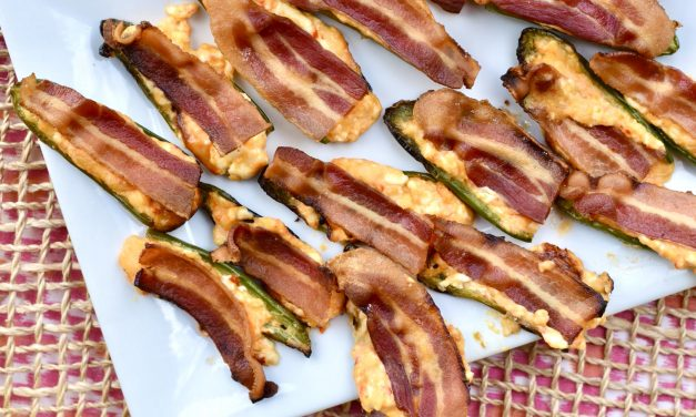 Pimento Cheese Jalapeno Poppers (Atomic Buffalo Turds)