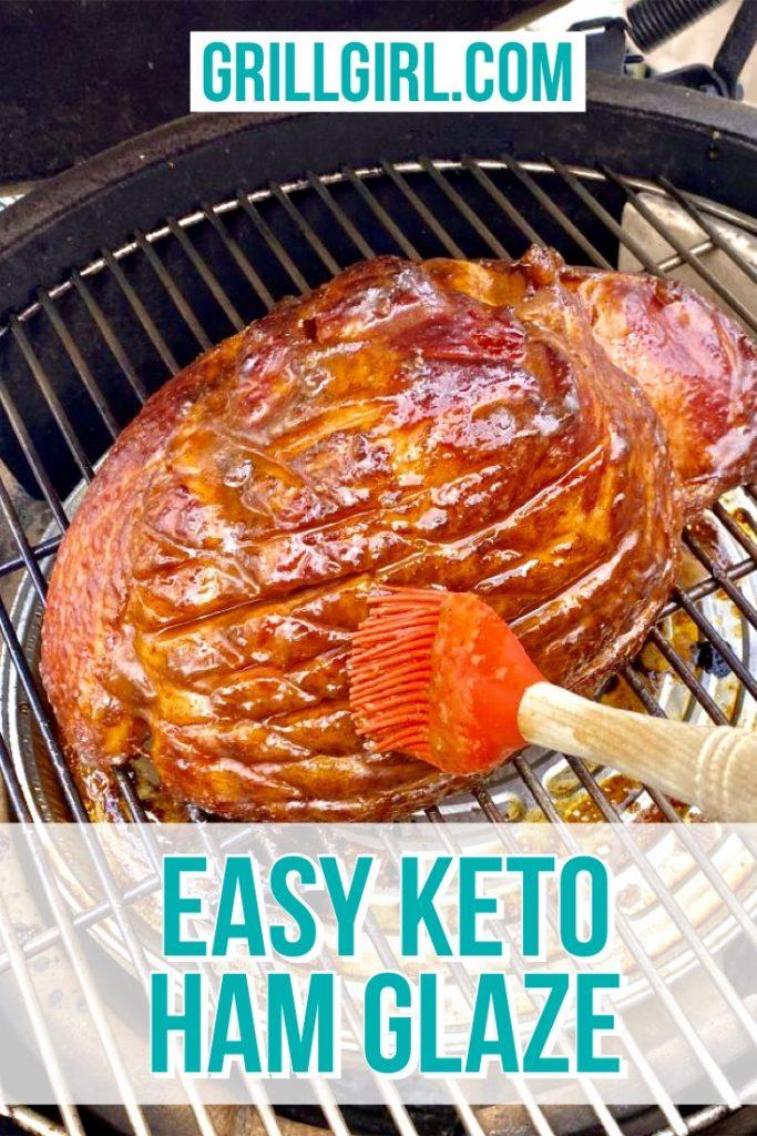 Easy Keto Ham Glaze