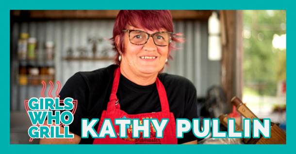 Kathy Pullin Girls Who Grill Interview