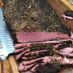 How to Smoke Pastrami for a New York Deli Style Sandwich
